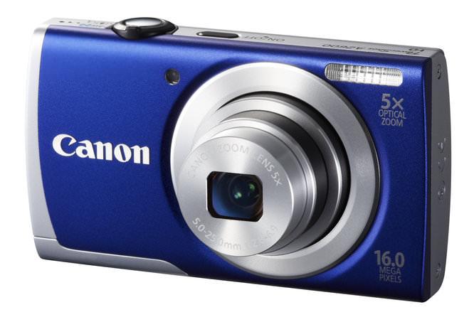 PowerShot A2600 BLUE FSL