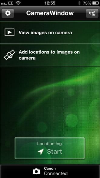 Canon Ixus 140 App Screenshot 1