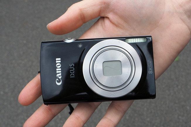 Canon IXUS 185 Camera Review