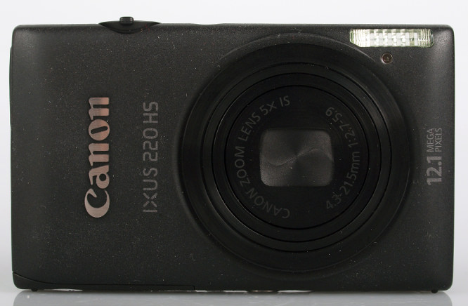 Canon IXUS 220 HS front