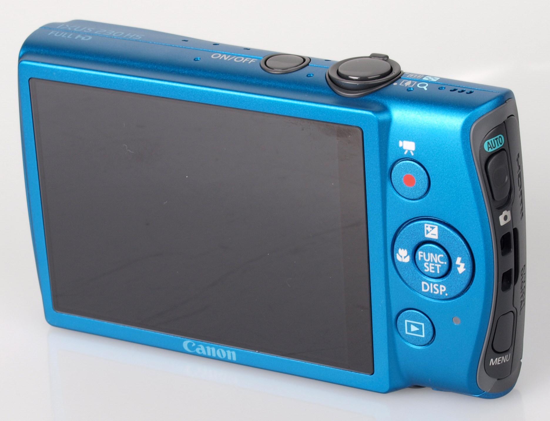 Cd manuale fotocamera canon powershot sx 230 hs / sx 220 hs cd.