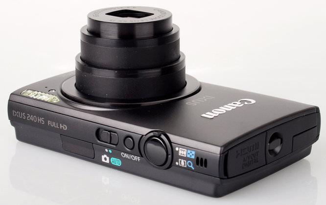 Canon Ixus 240 Hs Top