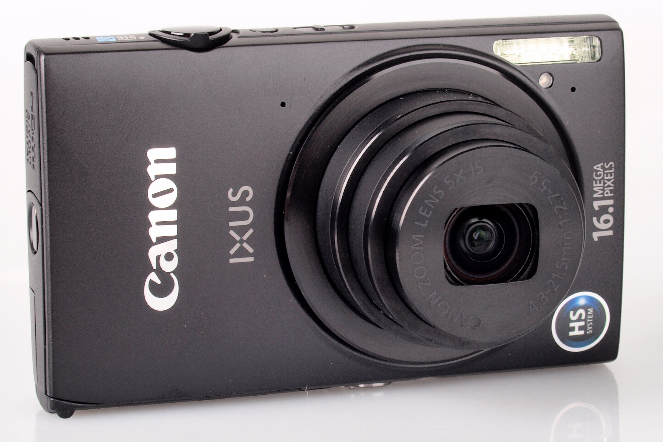 Canon IXUS 240 HS Wi-Fi Digital Camera Review