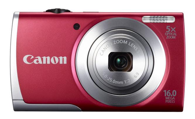 PowerShot A2500 RED FRT