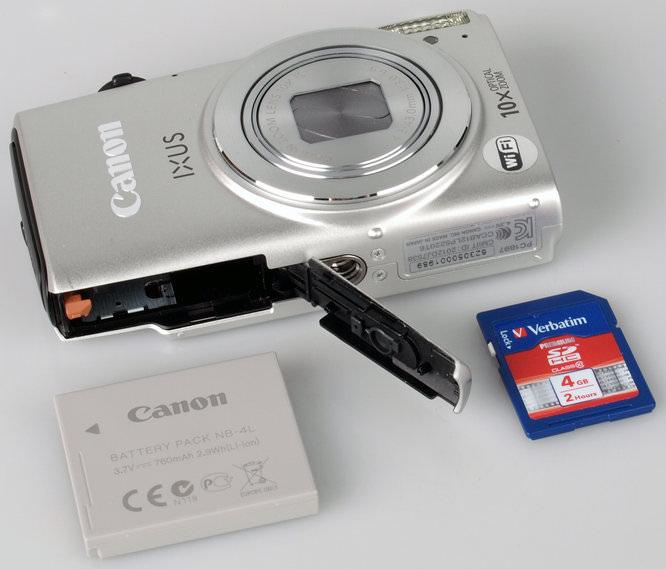 Canon Ixus 255 Hs 12