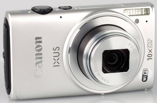 Canon Ixus 255 Hs 3