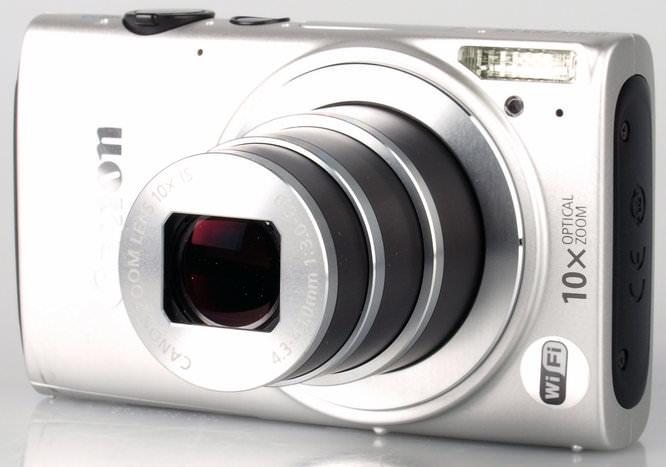 Canon Ixus 255 Hs 9