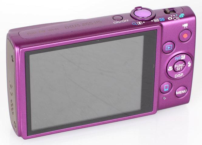 Canon IXUS 265 HS Purple (1)