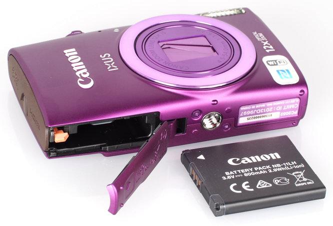 Canon IXUS 265 HS Purple (6)