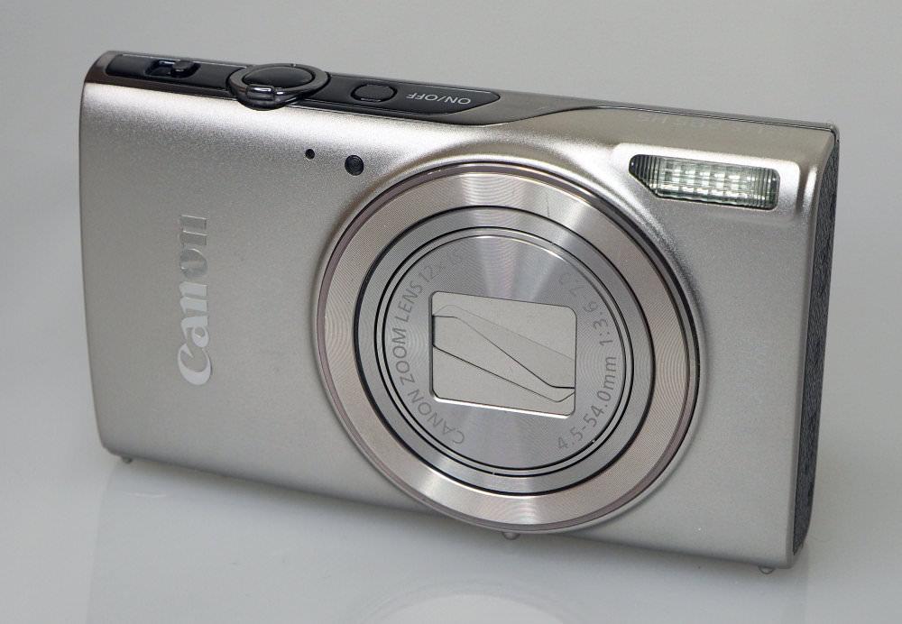 Canon IXUS 285 HS Silver (2)
