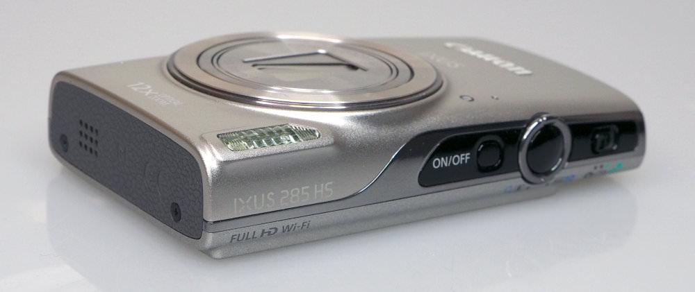Canon IXUS 285 HS Silver (5)