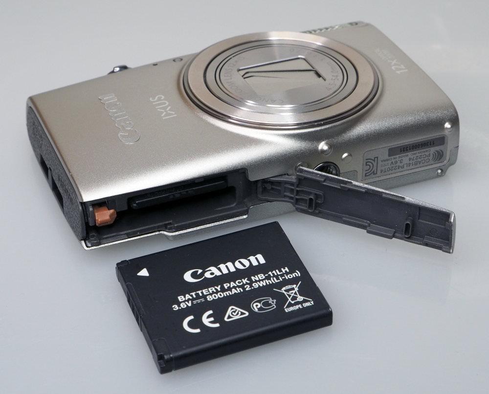 Canon IXUS 285 HS Silver (9)