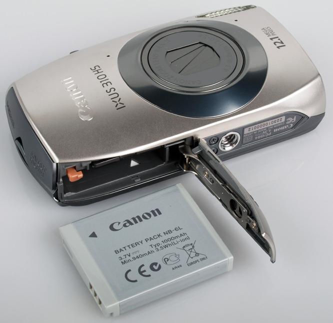 Canon IXUS 310 HS battery