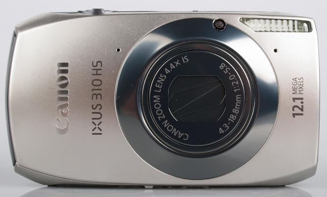 Canon IXUS 310 HS front
