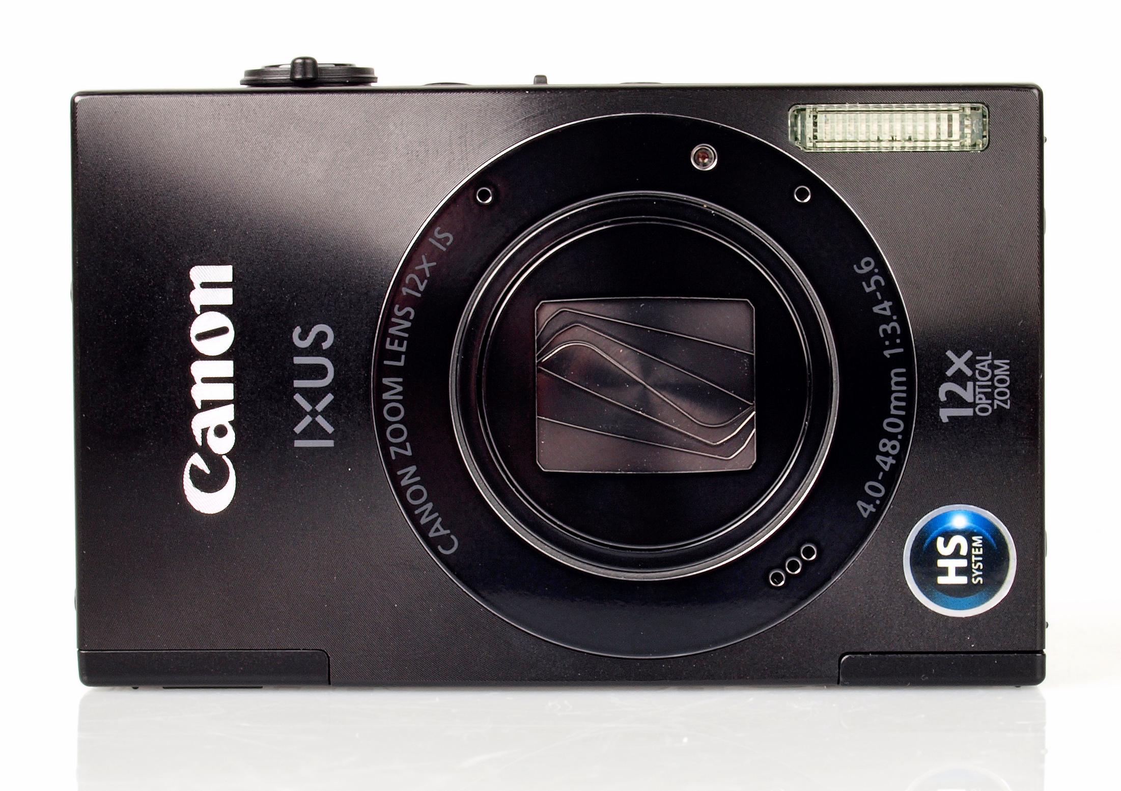 canon ixus 500 hs digital compact camera review rh ephotozine com canon ixus 500 manual pdf canon digital ixus 500 manual