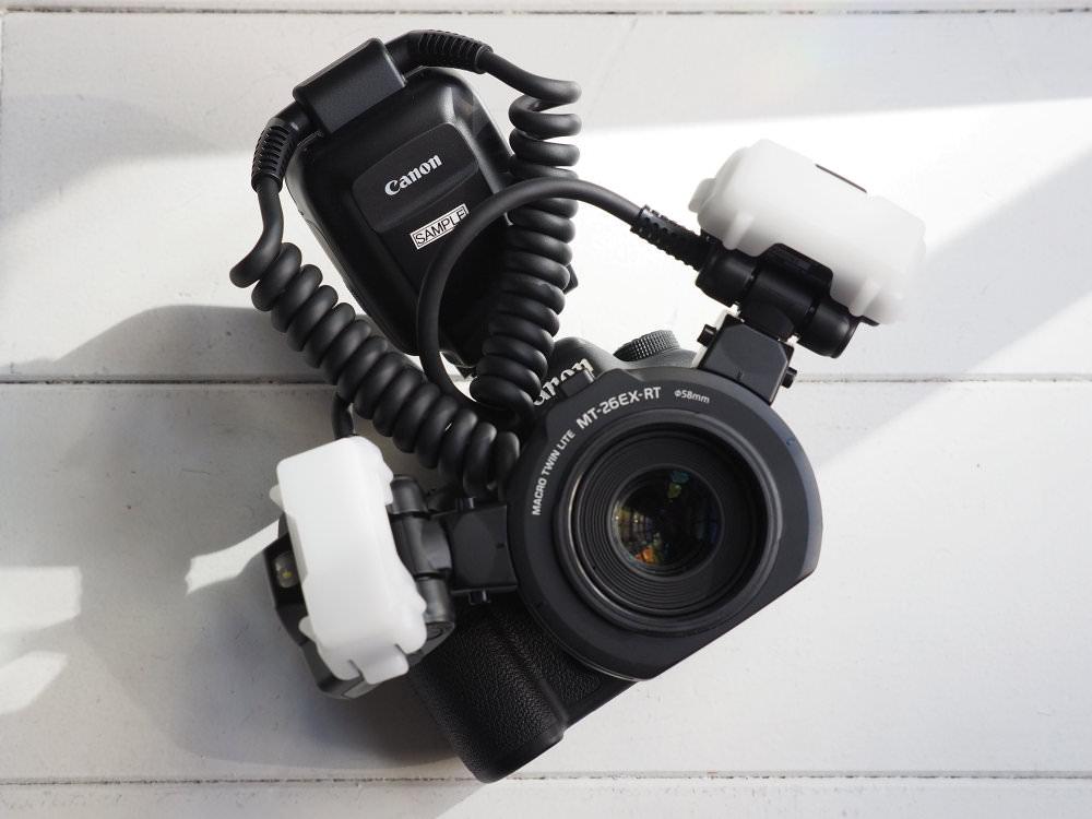 Canon Macro Twin Lite Flash MT 26EX RT (1)