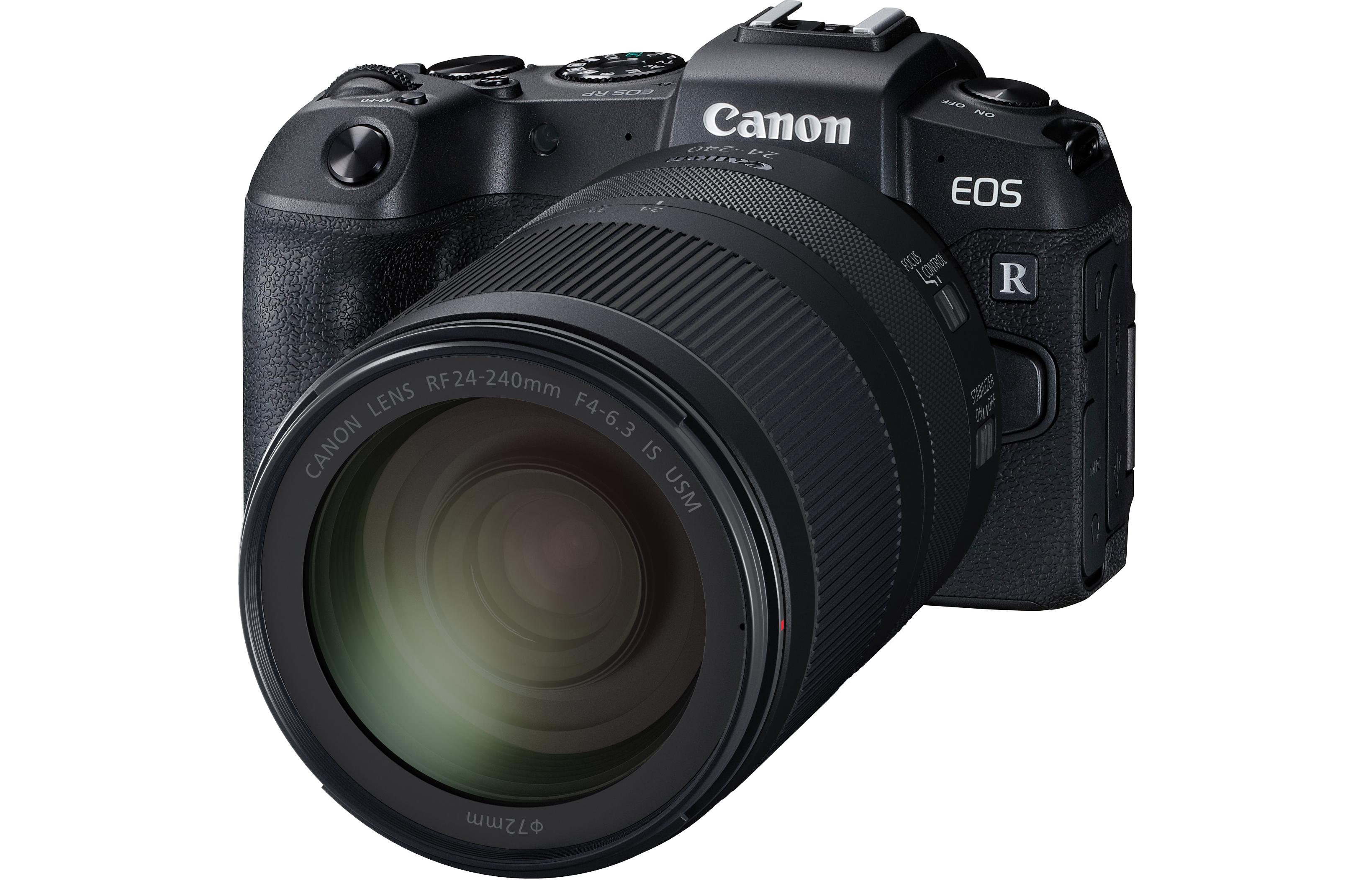 Canon Launch EOS RP Full-Frame Mirrorless Camera   ePHOTOzine