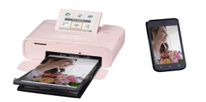 Canon Launch SELPHY CP1300 Printer