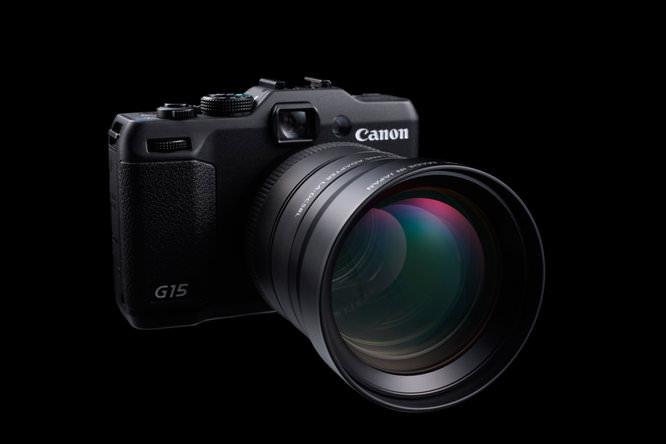 Canon PowerShot G15 AMBIENT TELE CONVERTER