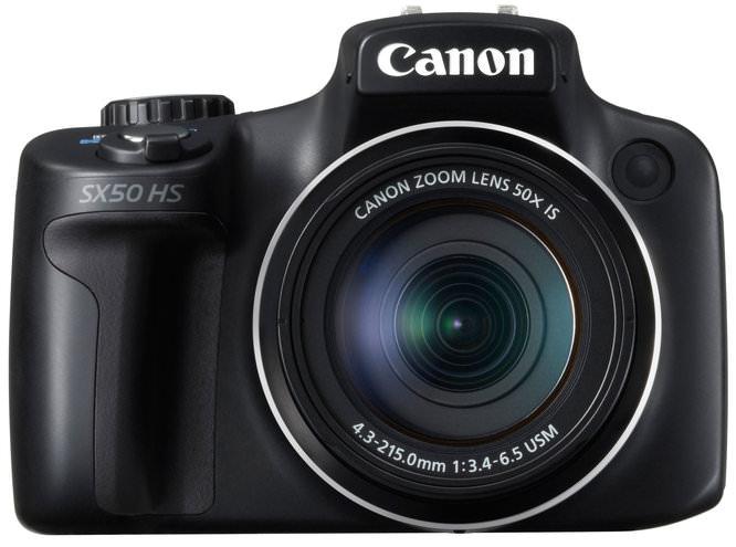 Canon PowerShot SX50 HS FRT