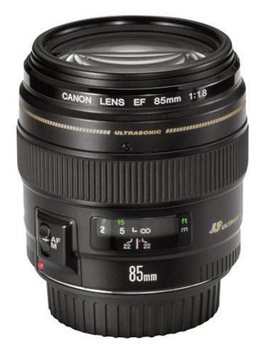 Canon EF 85mm f/18 USM Lens