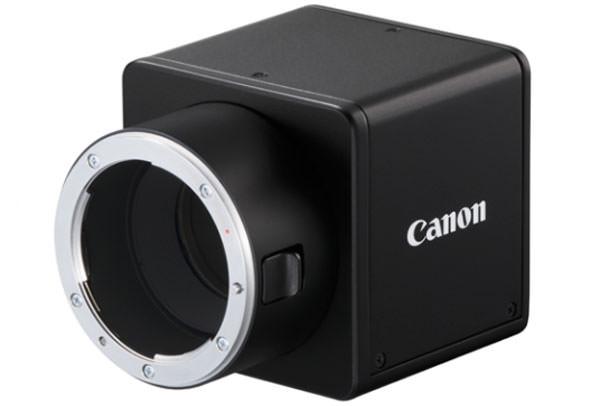 Canon industrial camera