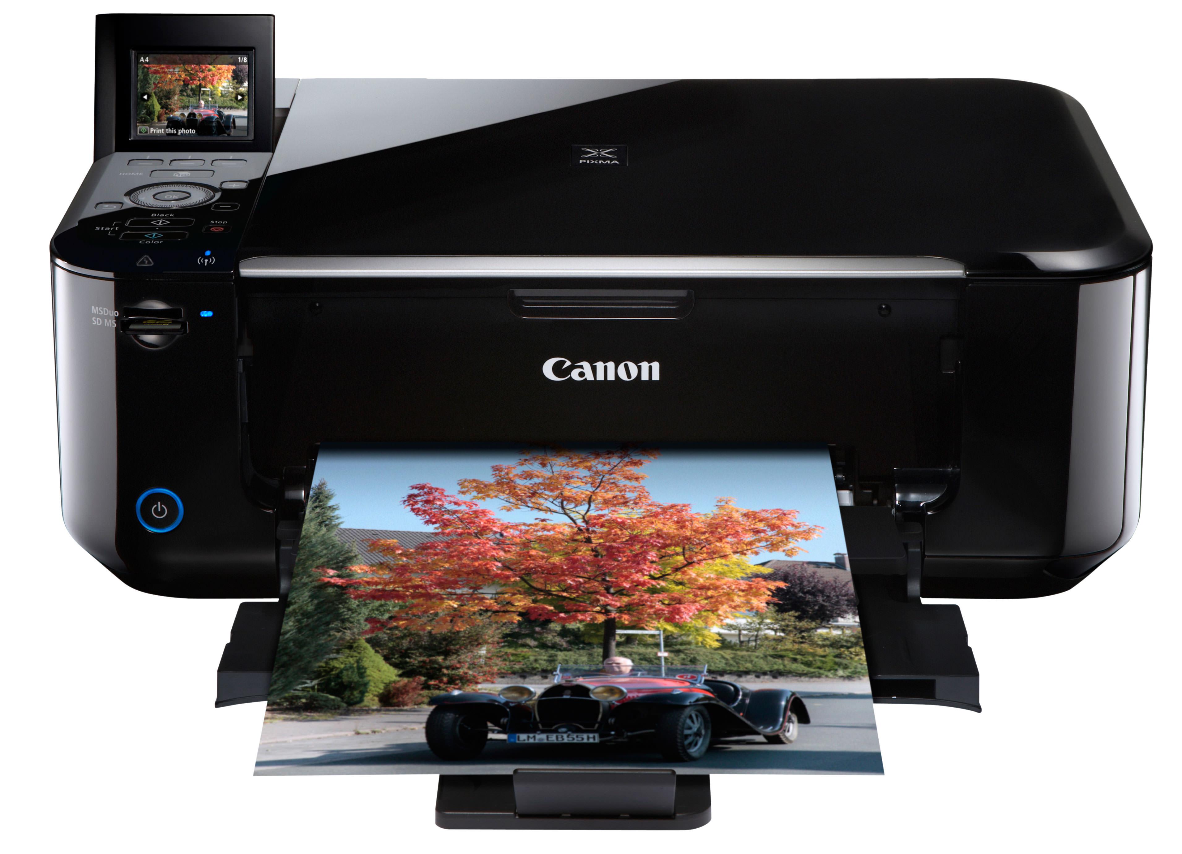 Canon Pixma Mg4150 All In One Printer