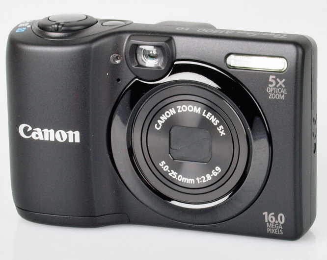 Canon Powershot A1300 Front 2