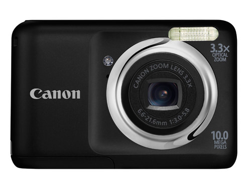 Canon PowerShot A800 Digital Compact Camera