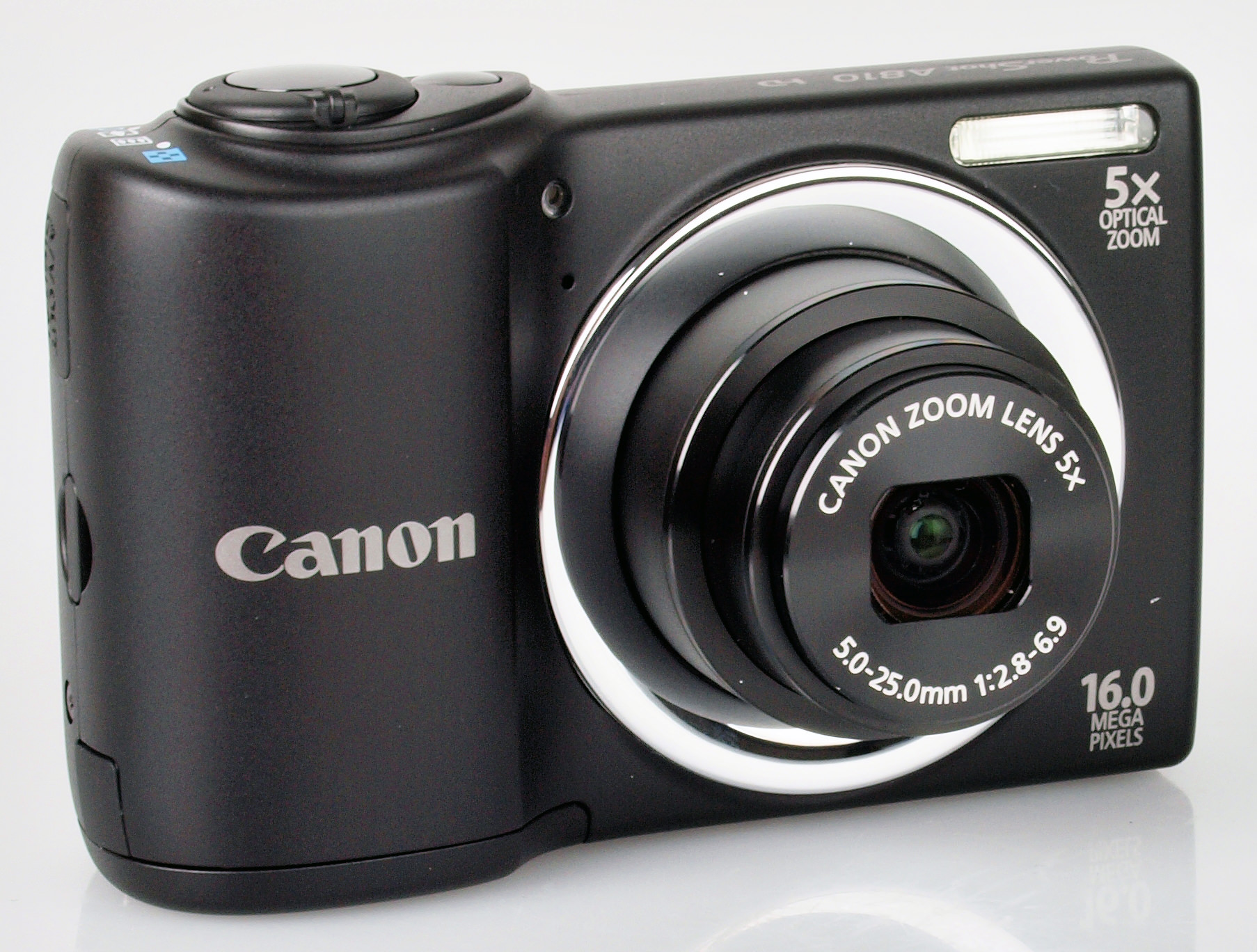 Canon PowerShot A810 Digital Camera Review