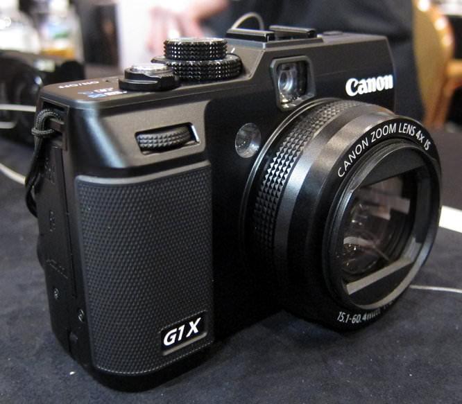 Canon Powershot G1 X Grip