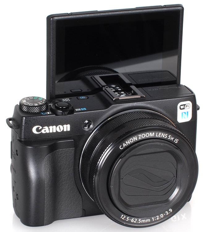 Canon Powershot G1 X Mark II (1)