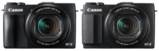Canon Powershot G1x MarkII Europe Vs Usa Version