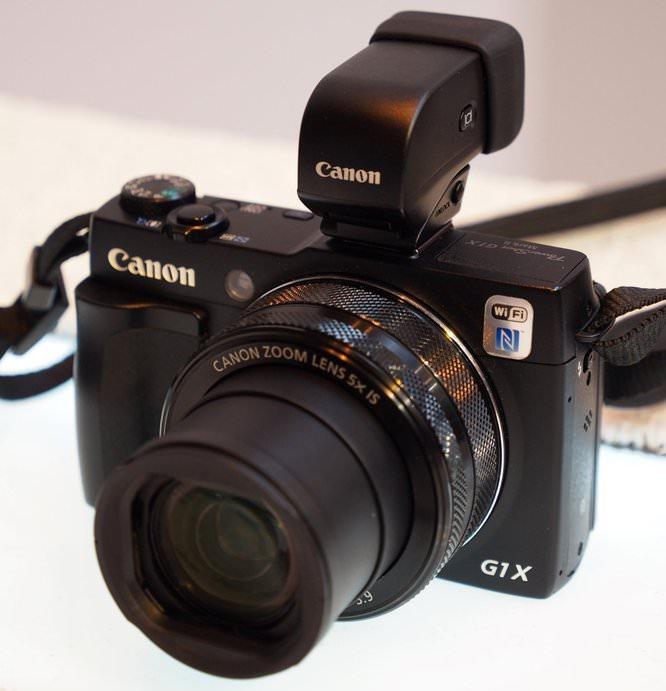 Canon Powershot G1X MkII EVF (2) (Custom)