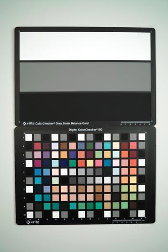 Sigma DP2 studio ISO testing