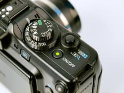 Canon Powershot G11 command dial