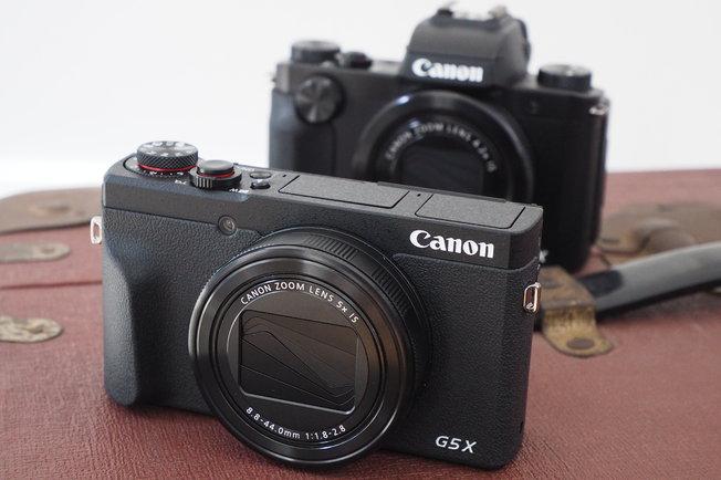 Canon Powershot G5X II Vs G5X