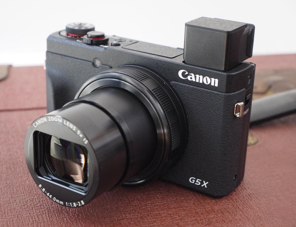 Canon Powershot G5X MarkII (8)