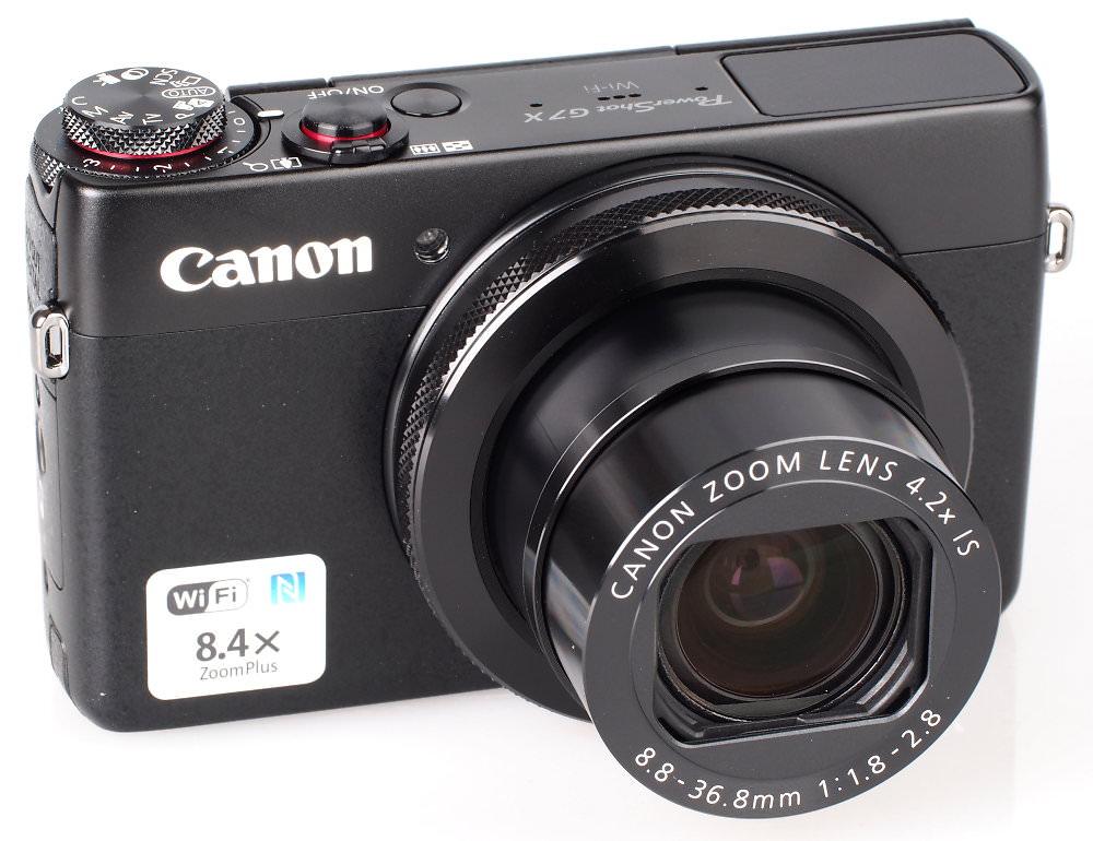 Canon Powershot G7X (3)