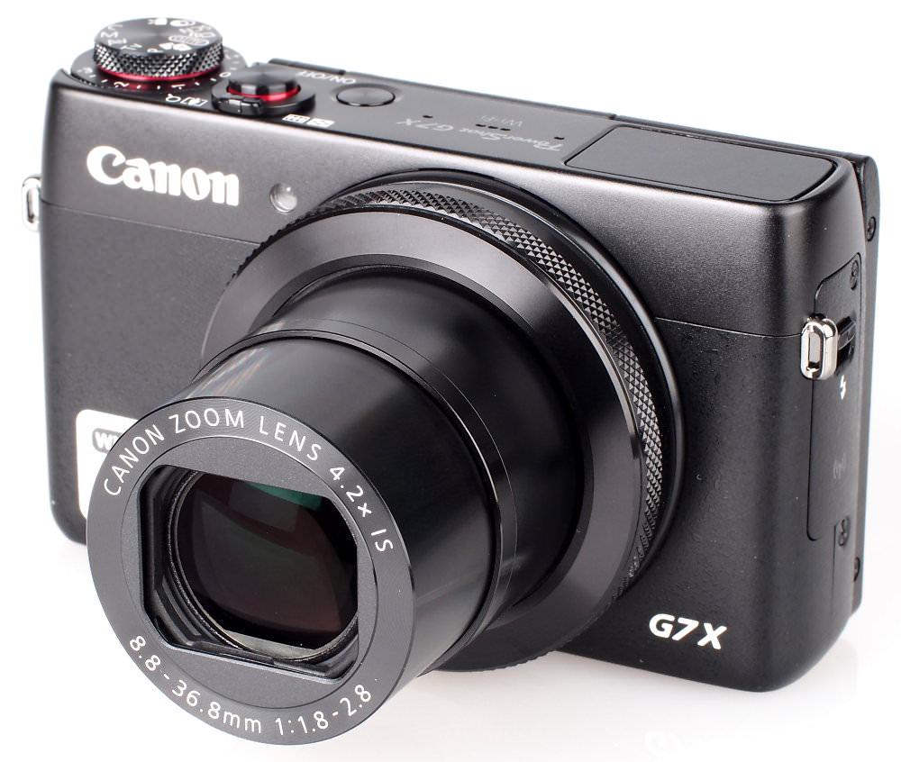 Canon Powershot G7X (5)