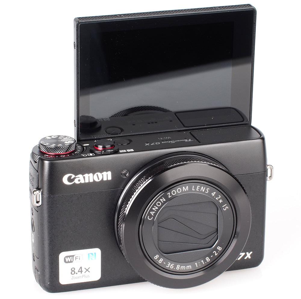 Canon Powershot G7X (8)