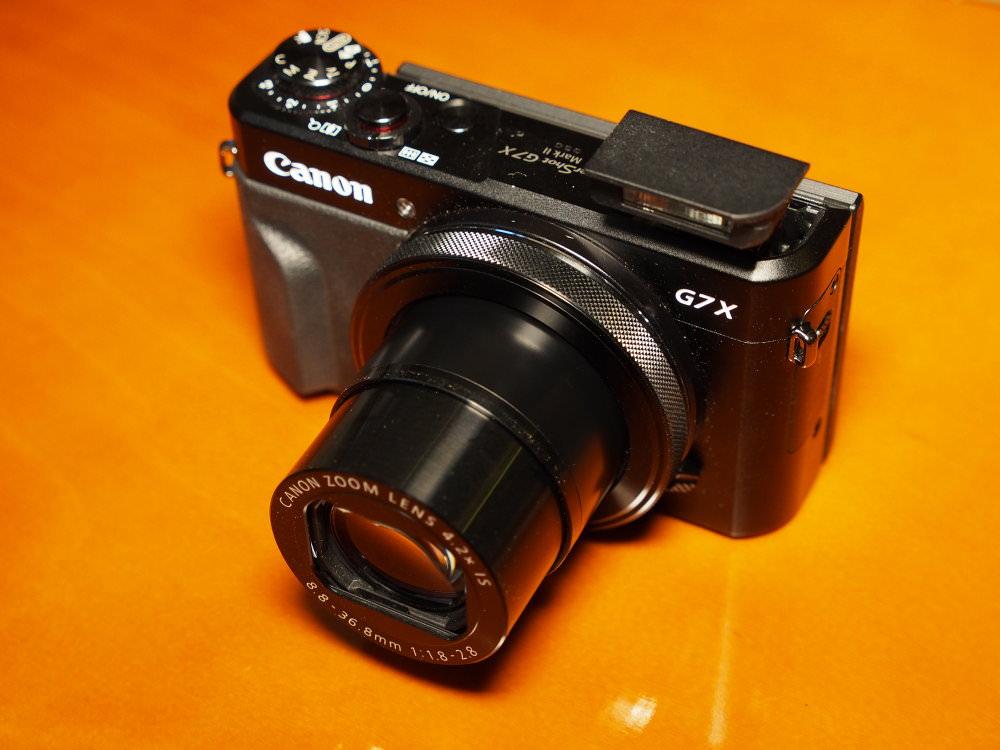 Canon Powershot G7X MarkII (3)