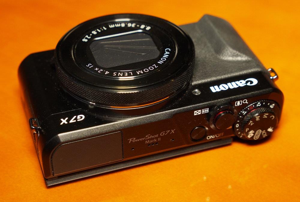 Canon Powershot G7X MarkII (4)