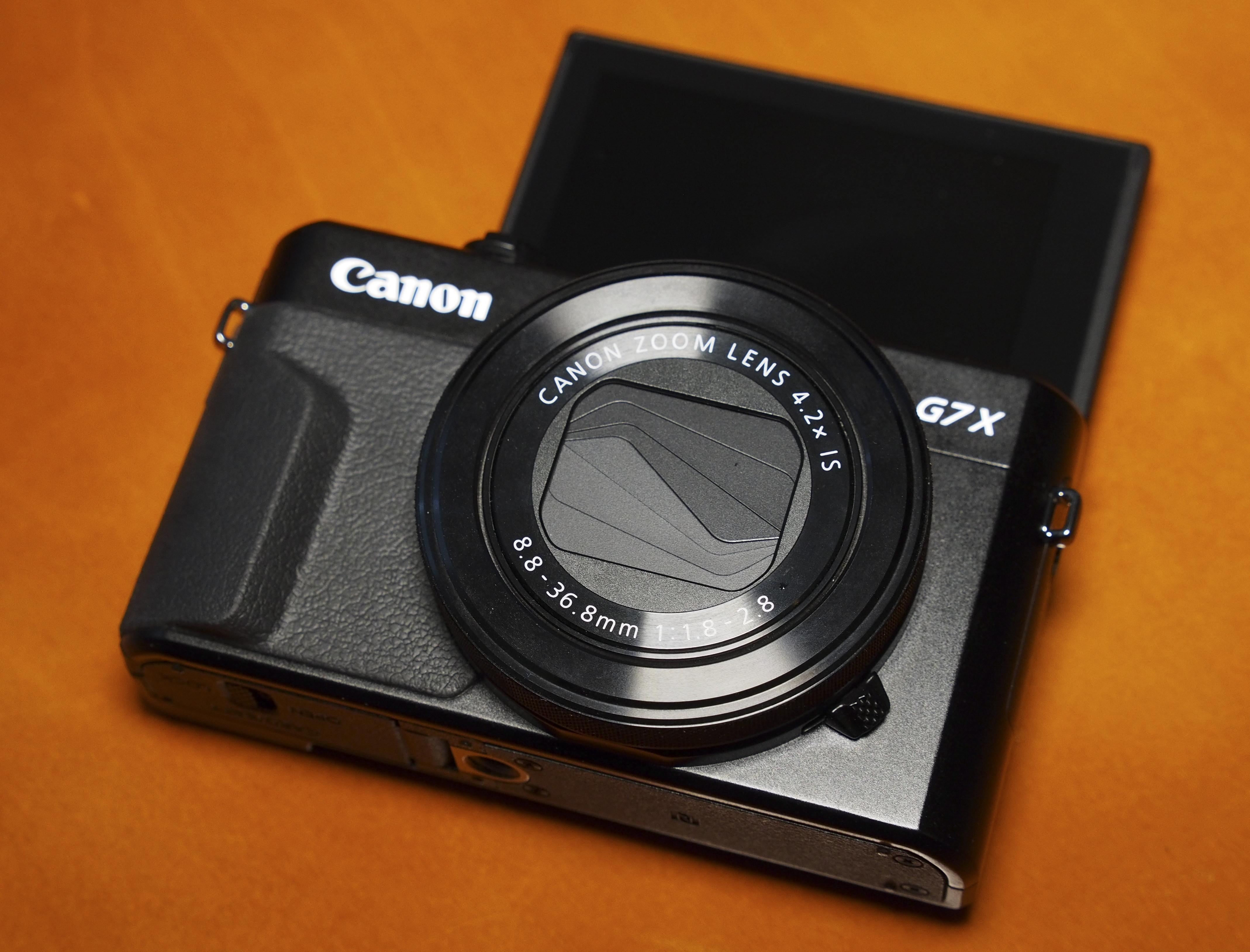 Canon Powershot G7 X Mark II Review | ePHOTOzine