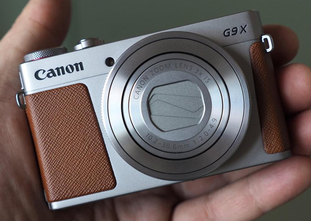 Canon Powershot G9X (1)