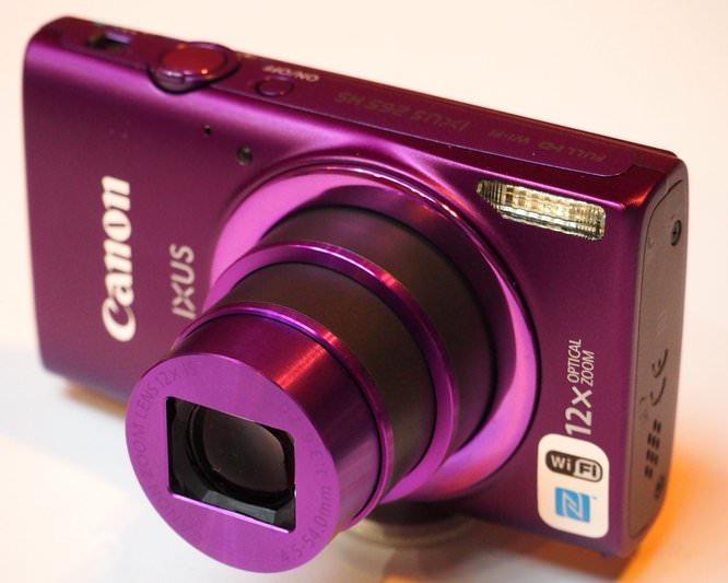 Canon IXUS 265 (3) (Custom)