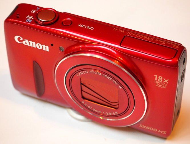 Canon Powershot SX600 HS (2) (Custom)