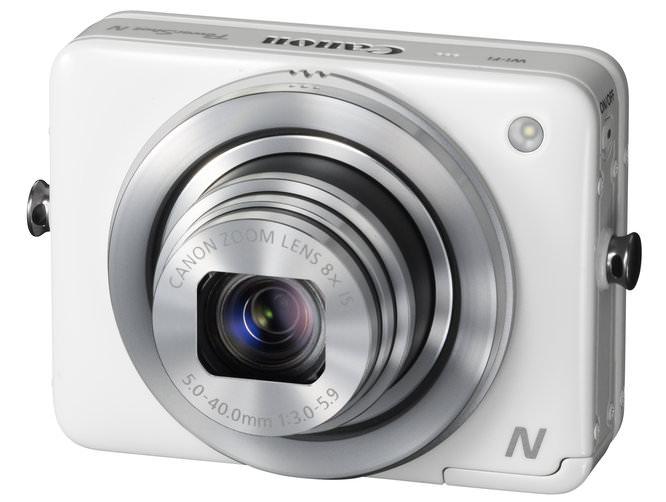 PowerShot N WHITE FSL