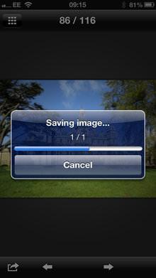 Canon Powershot N App Screenshot 5