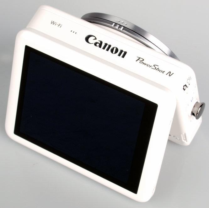 Canon Powershot N 12
